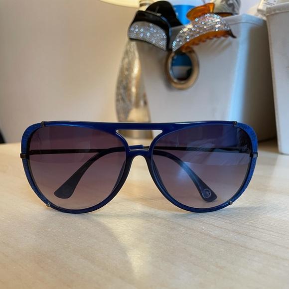 Michael Kors Cobalt Blue Sunglasses